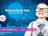 WissensNacht Ruhr 2016