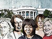 Von Martha Washington bis Melania Trump | Die First Ladies der USA