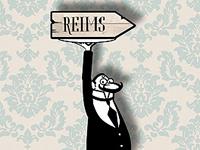 Die Reise nach Reims