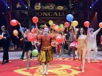Circus Roncalli - 40 Jahre Reise zum Regenbogen - Jubiläumstournee