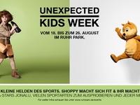 Spiele, Sport und Spaß: KidsWeek im Ruhr Park Bochum