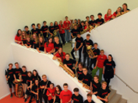 Konzert: Sinfonisches Blasorchester JUGGS des Musikgymnasiums J.W.V Goethe aus Schwerin