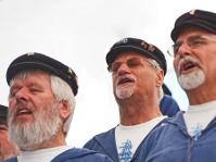 Passat Chor - Sonntagskonzert an Bord der Passat