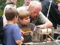 Kunsthandwerkermarkt: Kurs auf Travemünde