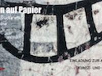 Arbeiten auf Papier - Aquarell und Druckgrafik
