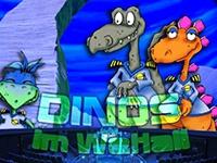 Dinos im Weltall