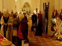 Lübecker Kunsthandwerkermarkt St. Petri