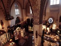 Kunsthandwerkermarkt Weihnachtsmarkt im Heiligen-Geist-Hospital