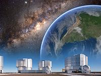 Weltreise - der Sternenhimmel rund um die Erde