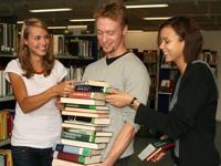 Veranstaltungsbild zu Großer Bücherflohmarkt in der Zentralbücherei