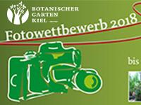 Fotowettbewerb im Botanischen Garten der Christian-Albrechts-Universität