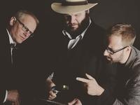 Die 3 Herren und der Saal des Todes - Ein Live-Hörspiel der Extra-Klasse!