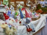 Kunsthandwerkermarkt Hoghehus