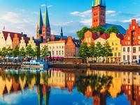 Lübeck Rundum-Führung - Klassische Stadtführung - nachmittags