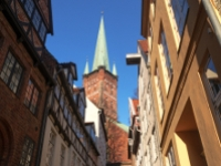 Aussichtsturm St. Petri zu Lübeck