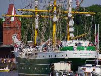 """Die """"Alexander von Humboldt II"""" besucht Travemünde"""