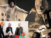 22. Int. Kieler Blues Festival - mit Janice Harrington, Tom Shaka, Colin Jamieson´s Dynamite Daze, Blue Terrace