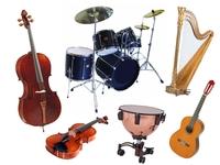 Abenteuerreise ins Instrumentenparadies - Saiten- & Sinnesinstrumente