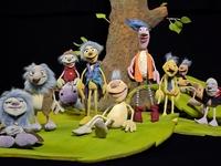 Kindertheater des Monats: Die Blattwinzlinge - Eine Reise über'n Blätterrand