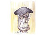 """""""Köpfe aus aller Welt"""" - Karikaturen von Hossein Eskandari"""