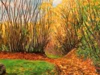 """""""Jahreszeiten"""" - Eine Ausstellung von Luba Chevyreva"""