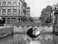 Die Kieler Holstenbrücke