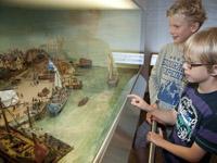 Programm zum Kieler Umschlag: Schuhmacher, Sattler & Co - Berufe in der mittelalterlichen Stadt  - Kinderprogramm