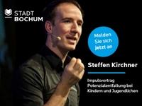 Impulsvortrag von dem Motivationsexperte Steffen Kirchner