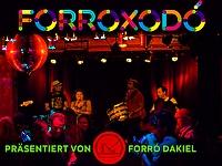 Forró: Konzert und Weihnachtstanzparty mit Forroxodó!