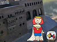 Abenteuer Kaiserpfalz - Kinderführung - Entdecke das Mittelalter