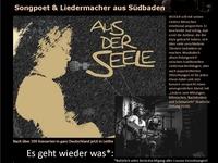 "´""Aus der Seele"" - Wolfgang Gerbig bei ""KULTur in Leithe"""