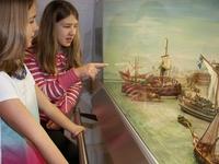"""Was macht ein """"Seehund"""" im Museum? Kinder entdecken die Fischhalle!"""