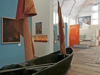 """Samstagsführungen durch die Ausstellung """"Marine, Werften, Segelsport"""""""