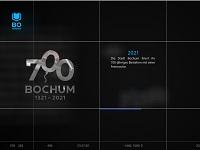 Time Signals - Videoinstallation zum Stadtjubiläum