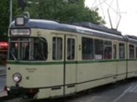 Rundfahrt mit der historischen Straßenbahn