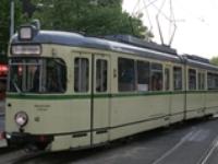 Nostalgie-Tour mit der historischen Straßenbahn