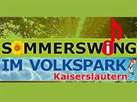 Sommerswing im Volkspark Kaiserslautern