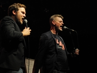 Halbfinale II der schleswig-holsteinischen Landesmeisterschaften des Poetry Slams 2021